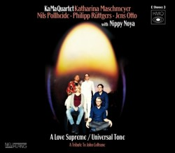 KaMaQuartet Album Supreme1 250x219 CDs platzhalter